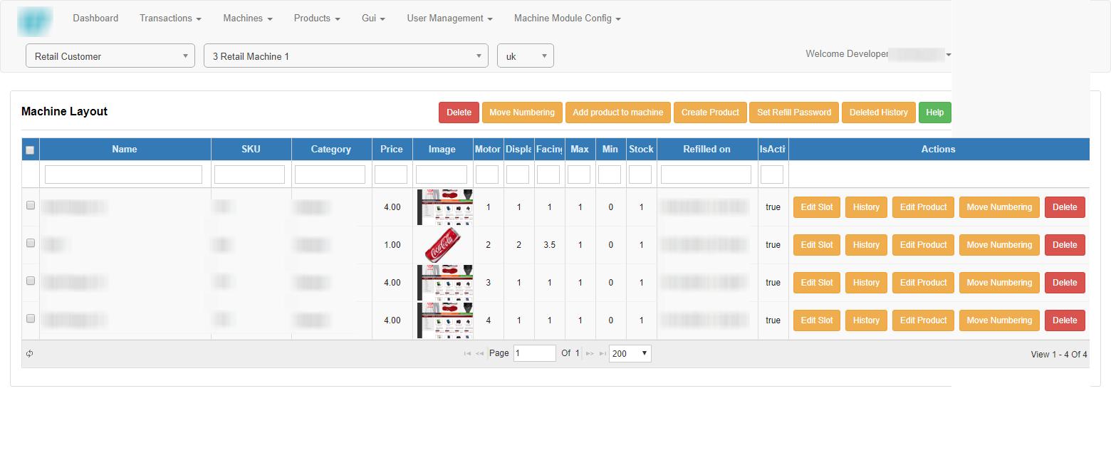 Online Control Portal| Portfolio | Prishusoft